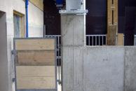 Monatage-Antrieb-an-Wand